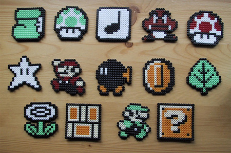 Super Mario Bros. 3 Coasters