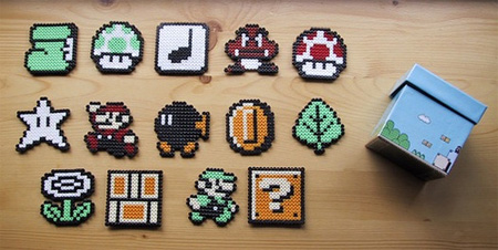 Super Mario Bros. 3 Coasters 2