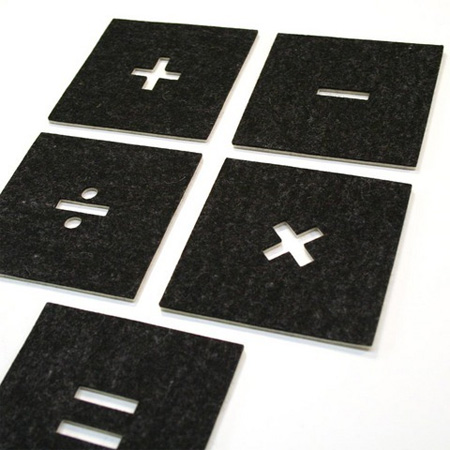 PlaceMaths Coasters