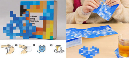 Pixel Drink Coasters 2