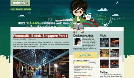 Beautiful and Creative Website Headers 10