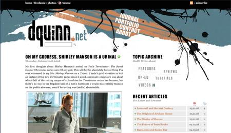 Beautiful and Creative Website Headers 12