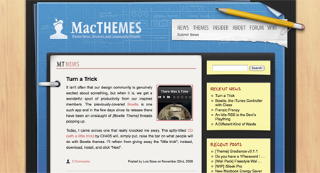 Beautiful and Creative Website Headers 13