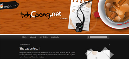 Beautiful and Creative Website Headers 14