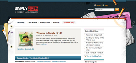 Beautiful and Creative Website Headers 18