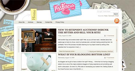 Beautiful and Creative Website Headers 19