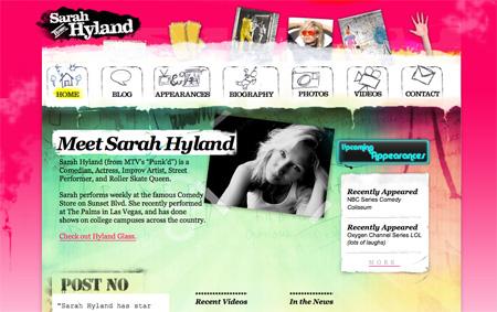 Beautiful and Creative Website Headers 21