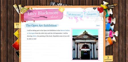 Beautiful and Creative Website Headers 08