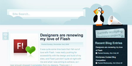 24 Beautiful WordPress Blog Designs