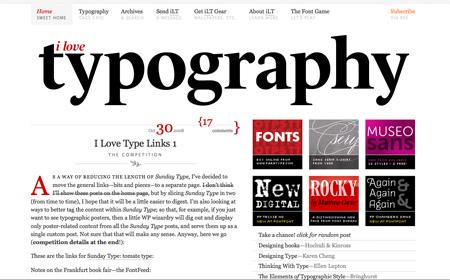 Beautiful WordPress Blog Designs 16