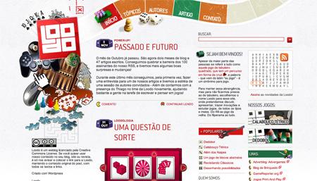 Beautiful WordPress Blog Designs 21
