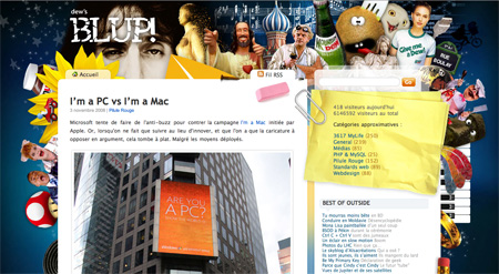 Beautiful WordPress Blog Designs 03
