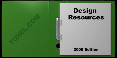 Best Design Resources of 2008