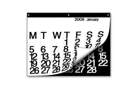 Stendig 2009 Calendar