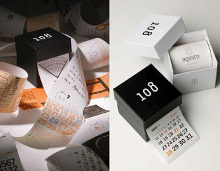 108Time Box Calendar