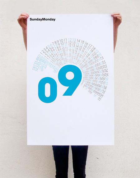 Radius 2009 Calendar