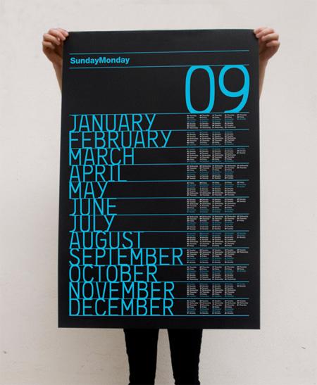 Storno 2009 Calendar