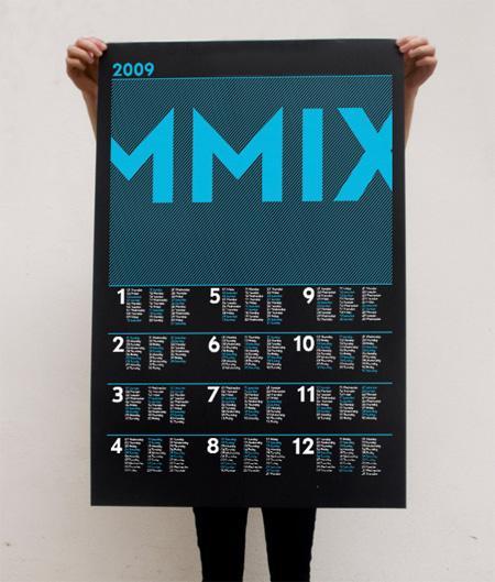 Roman 2009 Calendar