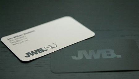 JWB Business Card