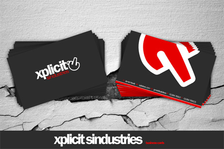 xplicit Business Card