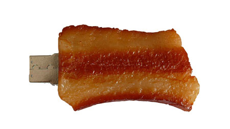 Bacon USB Flash Disk