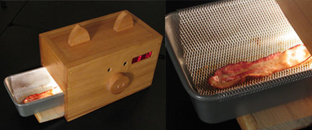 Bacon Alarm Clock 2