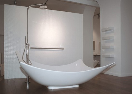leggera bathtub modern bathtub from ceramica flaminia designed by