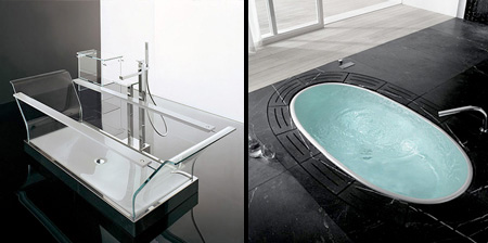 Modern and Creative Bathtub Designs