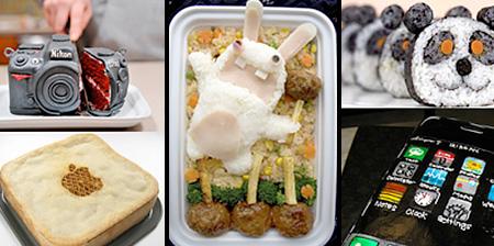 Beautiful and Creative Food Art Creations