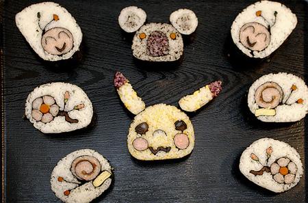 Sushi Art 2