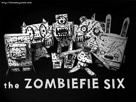 Zombiefie Six