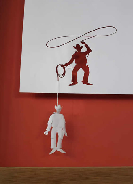 Paper Cut Sculptures by Peter Callesen 4