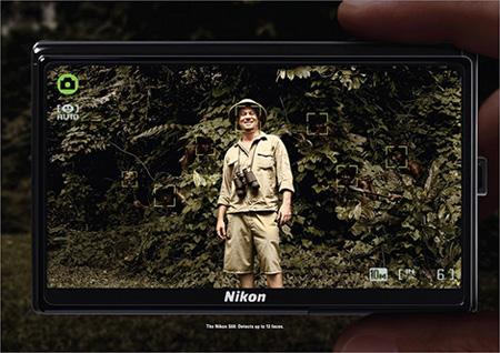 Nikon S60 Advertisement