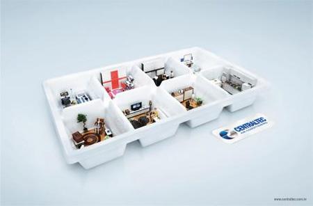 Centraltec Air Conditioning Advertisement