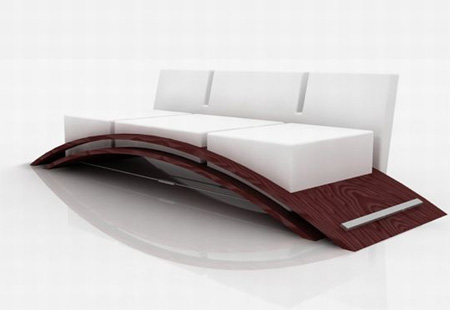 Modern Design Home on Creative And Unusual Sofa Designs