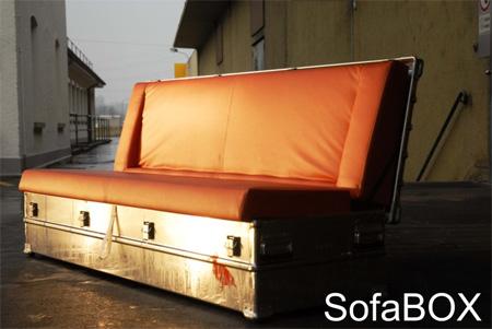 Acceleration Sofa