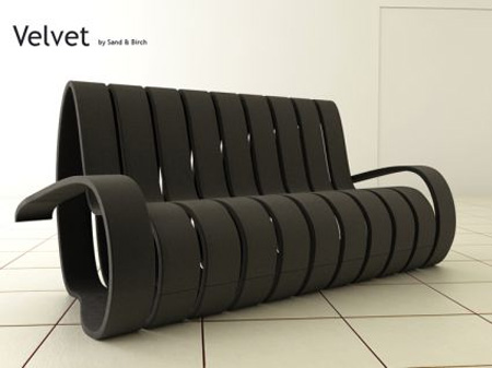 Beautiful Sofa Designs creative and unusual sofa designs