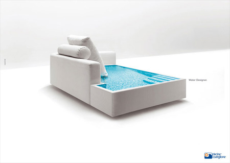 Bon Swimming Pool Sofa