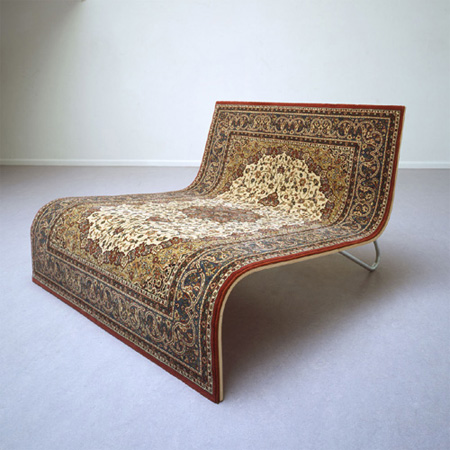 The Flying Carpet Sofa