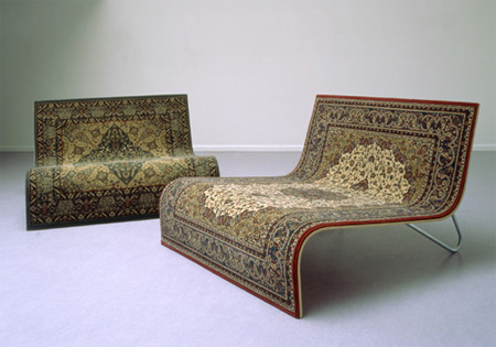 The Flying Carpet Sofa 2