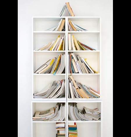 Shelf Christmas Tree