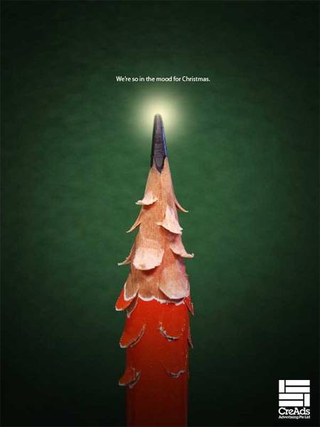 Pencil Christmas Trees 2