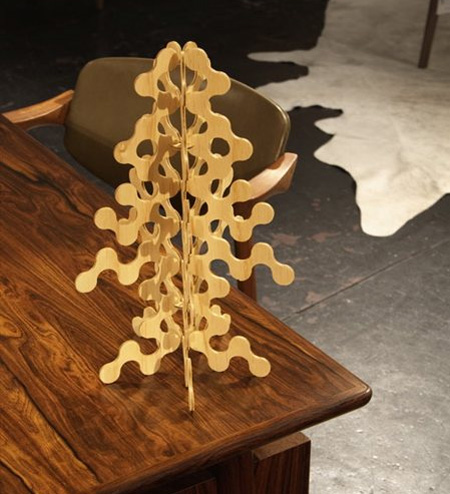 Plywood Christmas Tree 2