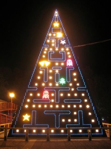 Unusual And Creative Christmas Trees