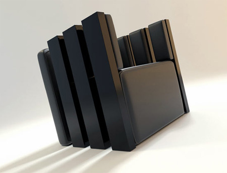 Cut Armchair by Filippo Ghezzani