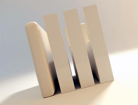 Cut Armchair by Filippo Ghezzani 3