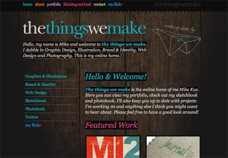 Beautiful Dark CSS Website Designs 12