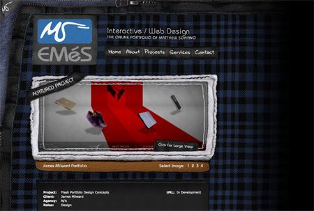 Beautiful Dark CSS Website Designs 14