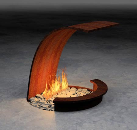 Fireplaces by Anne Colombo