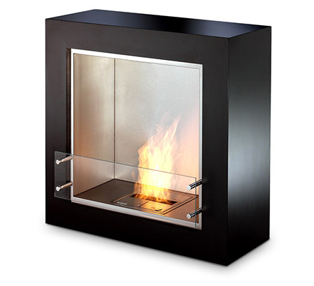 Cube Fireplace